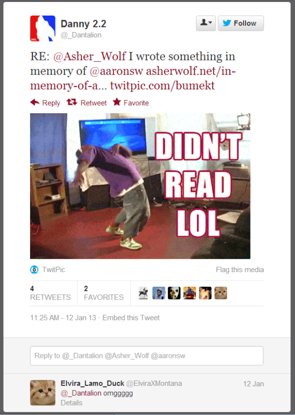 asherwolf didnt read lol